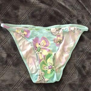 Victoria Secret Sting Bikini Panty. Size Small